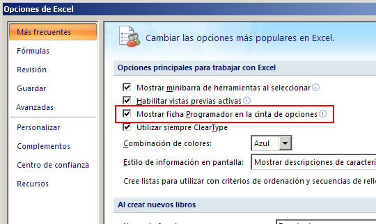 Excel Tips - Introduccion a las Macros (VBA) - Raul E